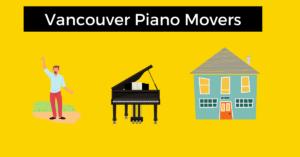 Vancouver Piano Mover